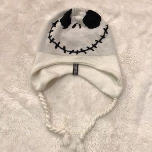 Nightmare Before Christmas Skellington winter hat